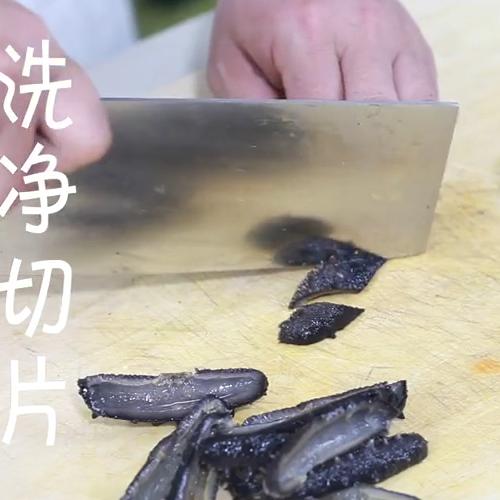 海参虾仁炒芦笋的做法大全