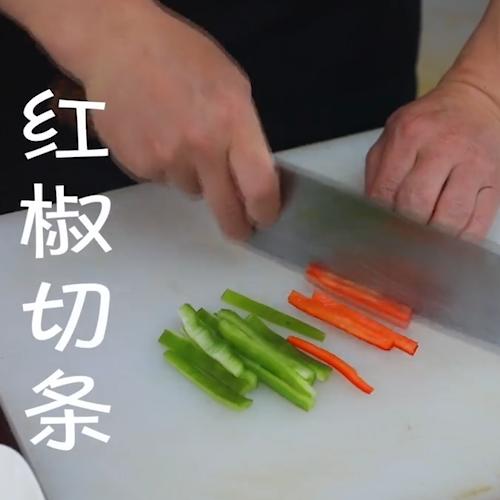 茶树菇里脊肉的做法图解