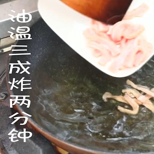 茶树菇里脊肉的家常做法