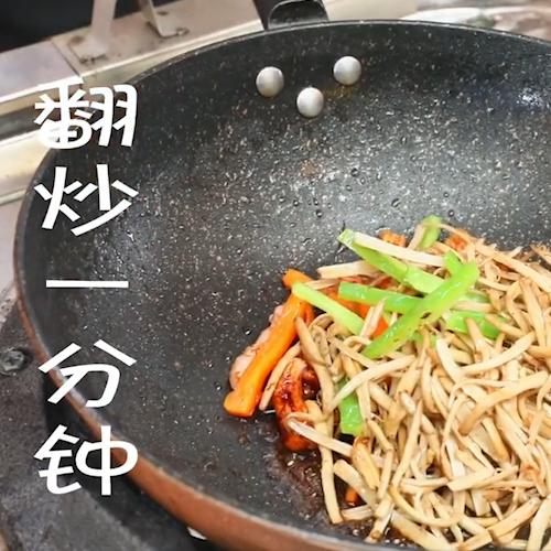 茶树菇里脊肉怎么做
