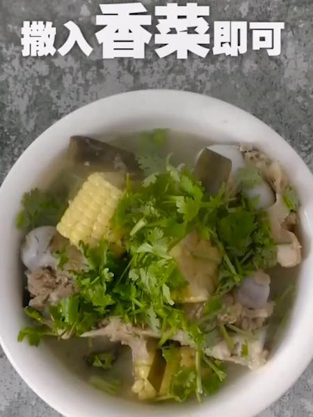 棒骨玉米汤怎么炒