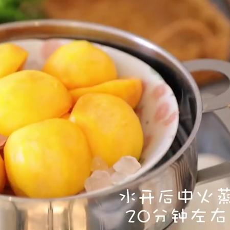 黄桃罐头+果冻怎么炒