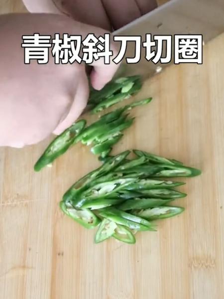 辣椒炒杏鲍菇的做法图解