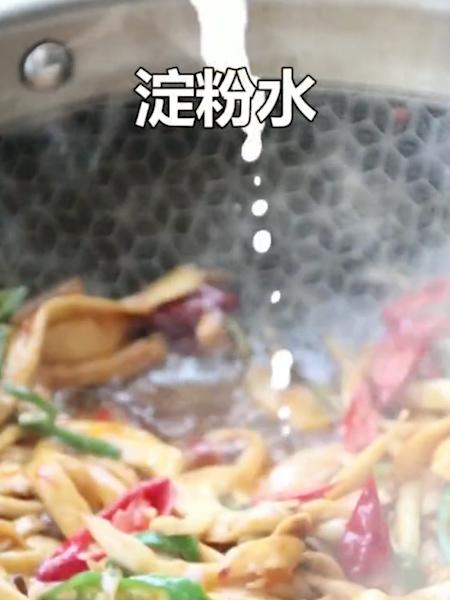 辣椒炒杏鲍菇怎么煮