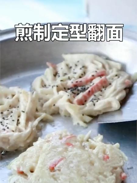 香煎土豆饼怎么吃
