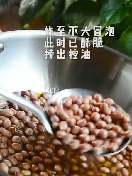 油酥花生米的简单做法