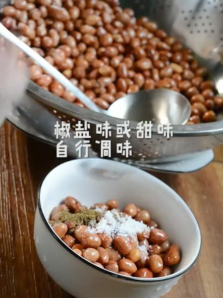 油酥花生米怎么做
