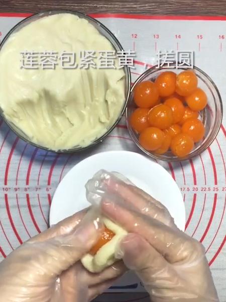 广式白莲蓉月饼怎么吃