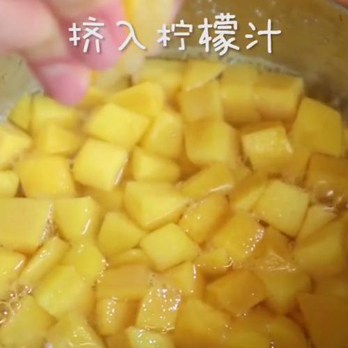 脏脏黄桃怎么吃