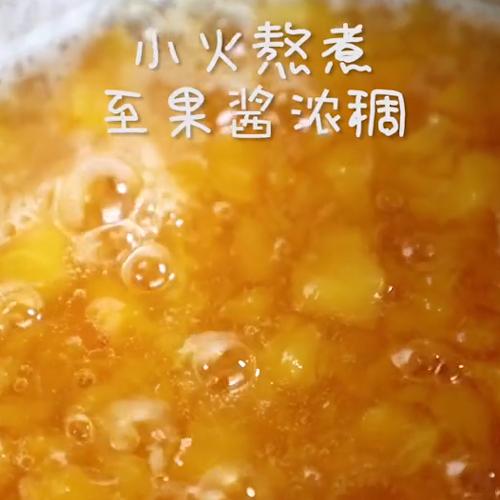 脏脏黄桃怎么做