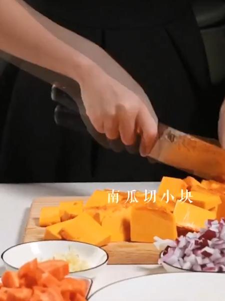 奶油南瓜粥的做法大全