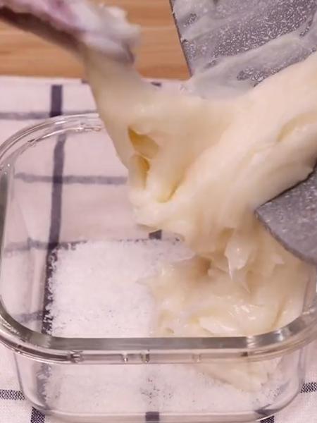 牛奶椰蓉小方怎么吃