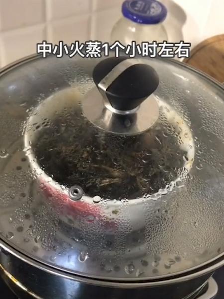 梅菜扣肉怎么炖