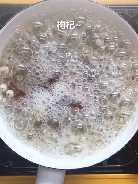 枸杞薏米茶怎么吃