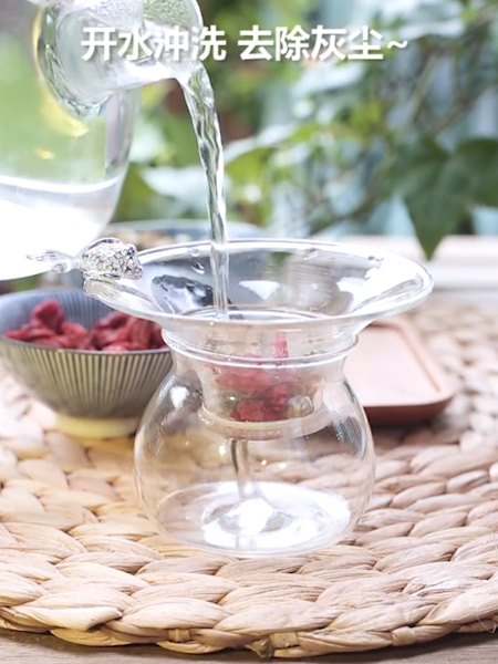 菊杞茶的做法图解