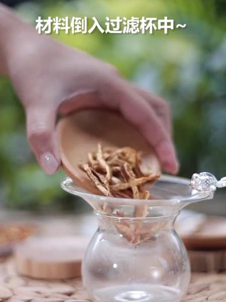 陈皮茯苓茶的做法图解