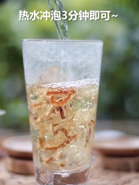 陈皮茯苓茶怎么吃