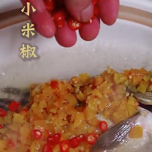 砂锅鲫鱼怎么吃