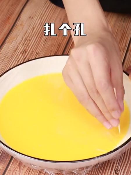 虾仁芦笋鸡蛋羹的做法图解