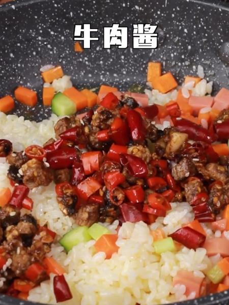 牛肉炒饭的简单做法