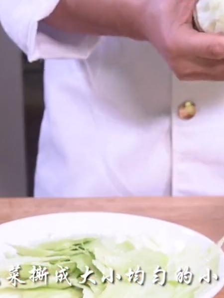 手撕包菜的做法大全