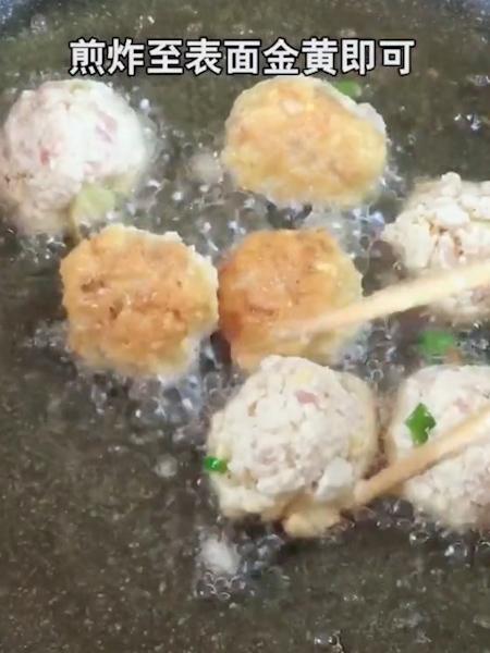黄金豆腐丸子怎么吃