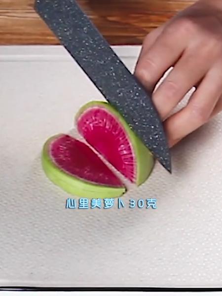 厚蛋烧全麦面包水果酸奶果蔬拼的简单做法