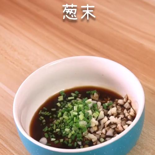美味凉拌金针菇的简单做法