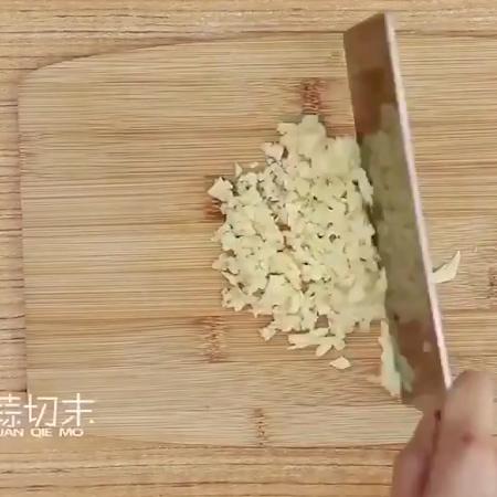 油泼芦笋的做法图解