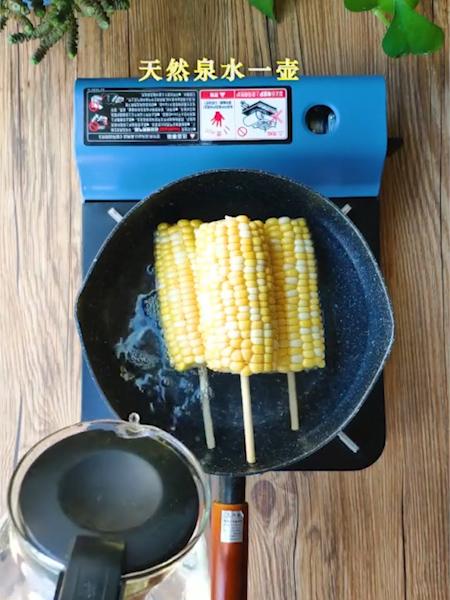 kfc玉米的做法图解