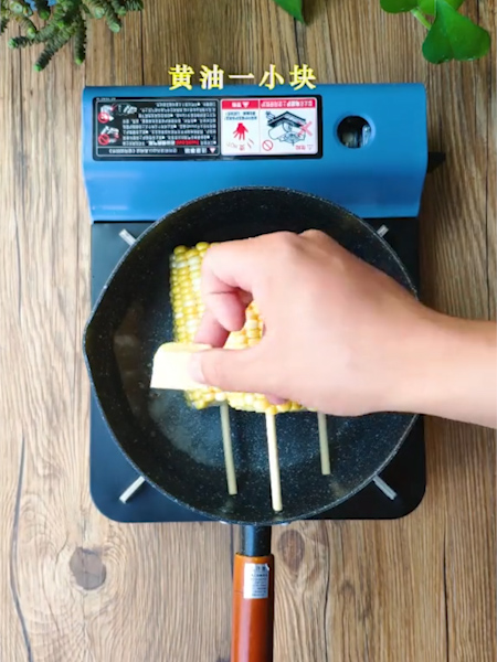 kfc玉米的家常做法
