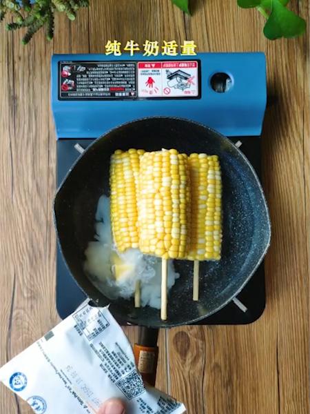 kfc玉米的简单做法