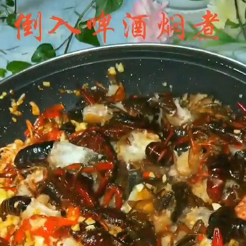 蒜蓉小龙虾怎么吃