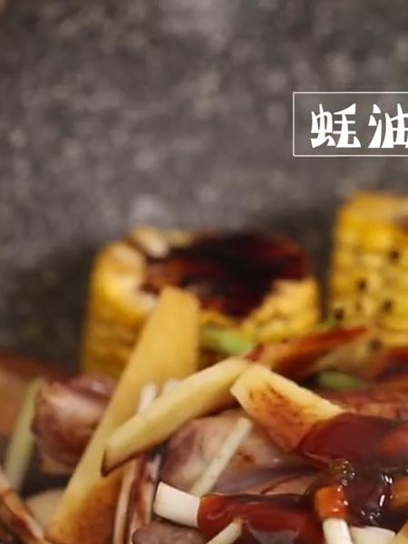 香辣玉米排骨怎么炒