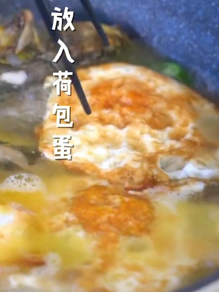 荷包蛋焖黄骨鱼怎么吃