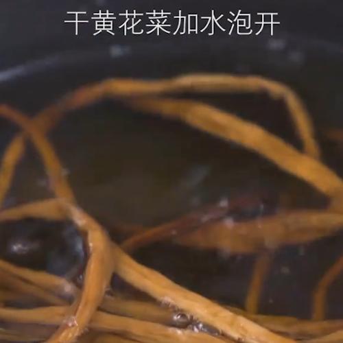 黄花菜炒鸡蛋的做法大全