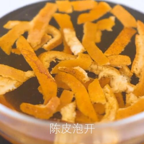 陈皮梨汤的做法大全