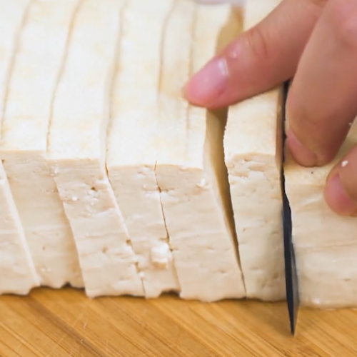 煎豆腐的做法大全