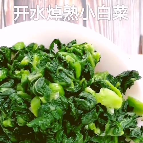 小白菜疙瘩汤的做法大全