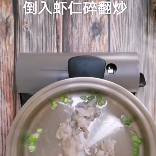 虾碎粉丝洋白菜的简单做法