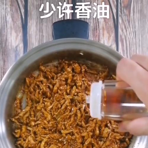 京酱肉丝怎样煸