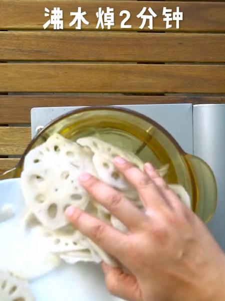 凉拌藕片的做法大全