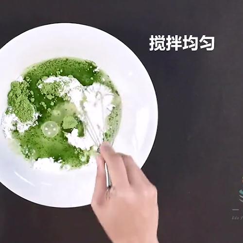 日式抹茶草莓大福的做法图解