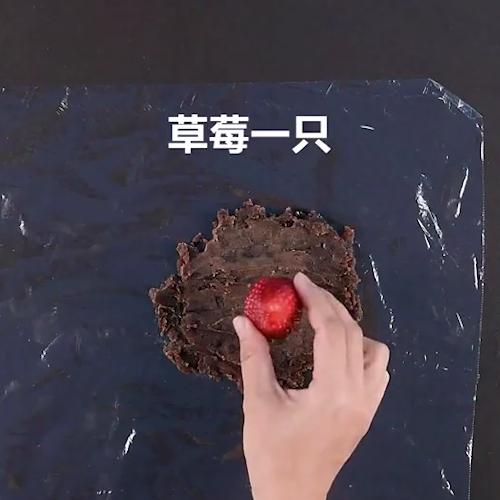 日式抹茶草莓大福的简单做法