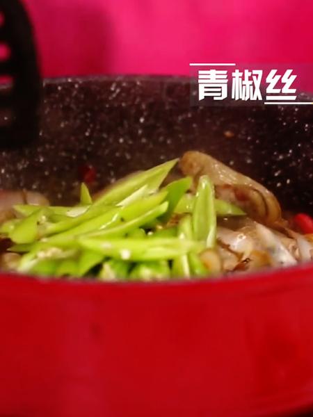 辣炒蛏子的简单做法