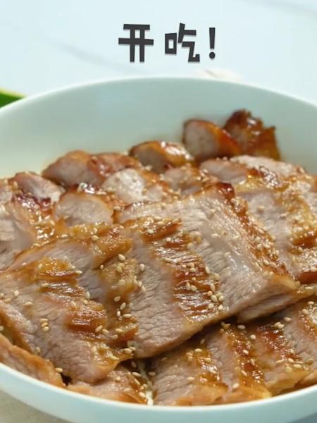 碳烤猪排怎么炒