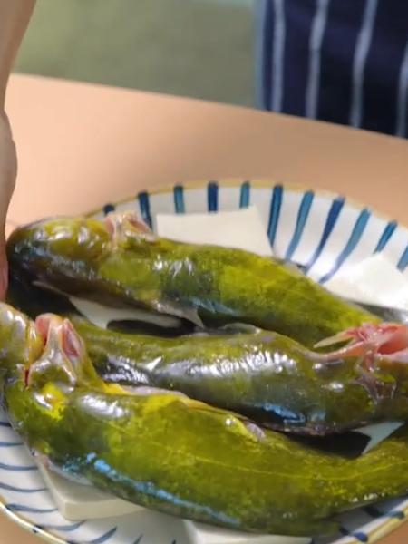 清蒸黄骨鱼的简单做法