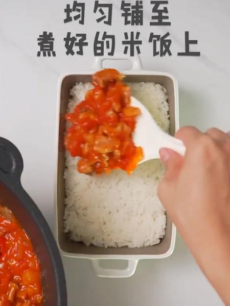 咖喱鸡肉芝士焗饭的简单做法