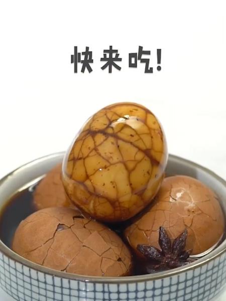 茶叶蛋成品图