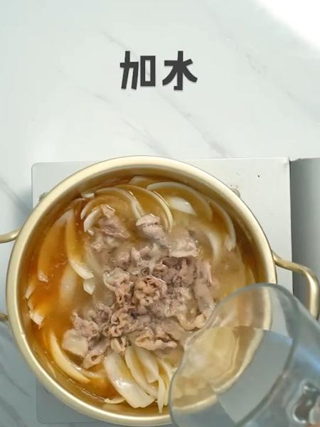 寿喜锅的家常做法